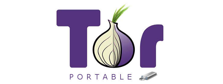 Download Tor browser portable and install it on usb drive